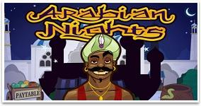 Arabian Nights Jackpott