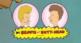 Beavis and Butthead ny spilleautomat