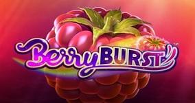 Berryburst ny spilleautomat