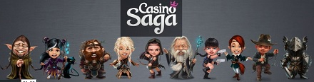 Casino Saga Spilleautomater
