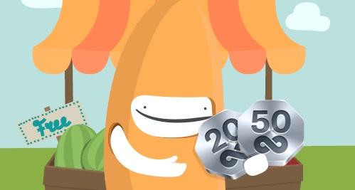 Casumo 50 Free spins 18 Juni 2013
