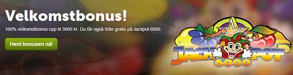 Comeon Casino Bonus Spilleautomater