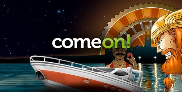 Casino Jackpoter på Comeon 2017