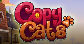 Copy Cats ny spilleautomat
