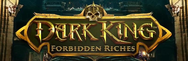 Dark King: Forbidden Riches nyhet fra NetEnt