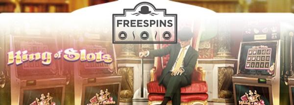 Free spins 12 november 2015