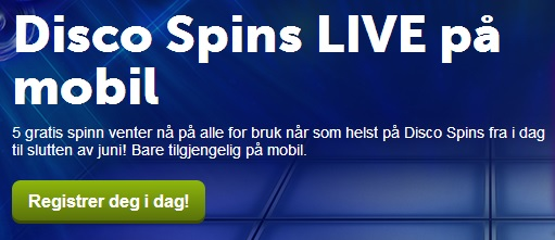 Free spins 24 Juni 2013 Spilleautomater