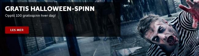 Free spins 29 oktober 2015