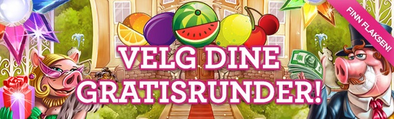 Free spins 30-31 august 2014