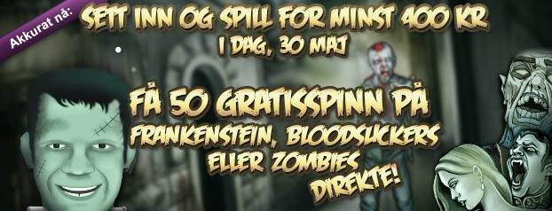 Mamamia 50 Free spins 30 Mai 2013