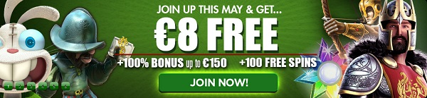 Free spins 7 mai 2015