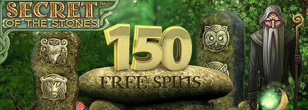 gratis spinn secret of the stones netnet Spilleautomater
