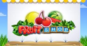 Fruit Shop er en av åtte spilleautomater med en RTP på 98%
