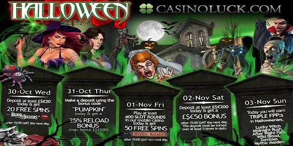 CasinoLuck Spilleautomater