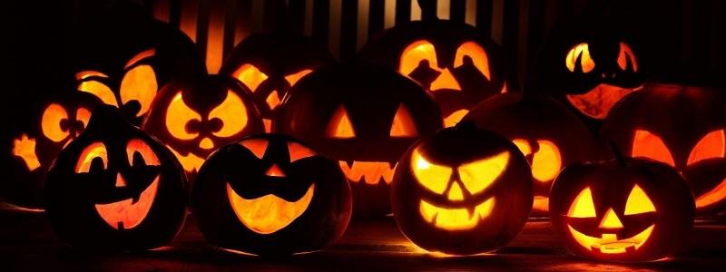 Spilleautomater med temaet Halloween