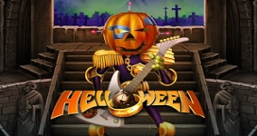 Helloween ny spilleautomat Halloween 2020
