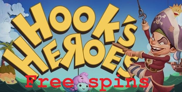 Hook's Heroes gratis spinn