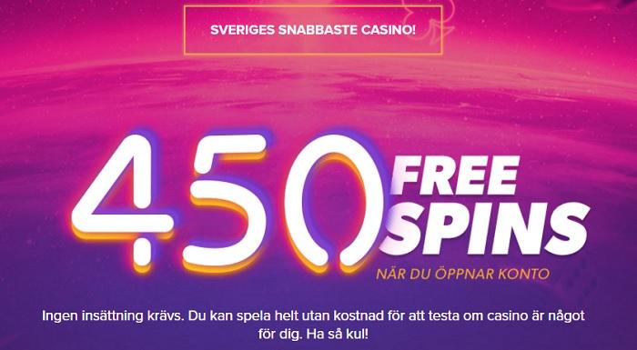 Igame 450 gratis spinn til nye spillere