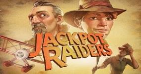 Jackpot Raiders ny spilleautomat