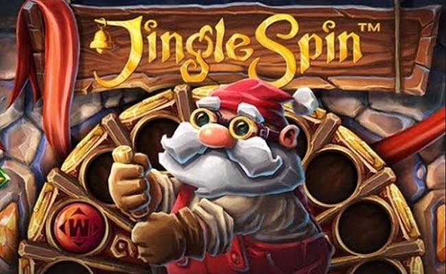 Jingle Spin – Ny NetEnt spilleautomat