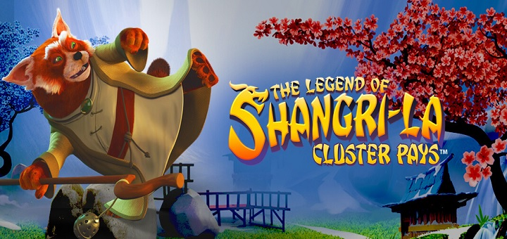 The Legend of Shangri-La fra NetEnt