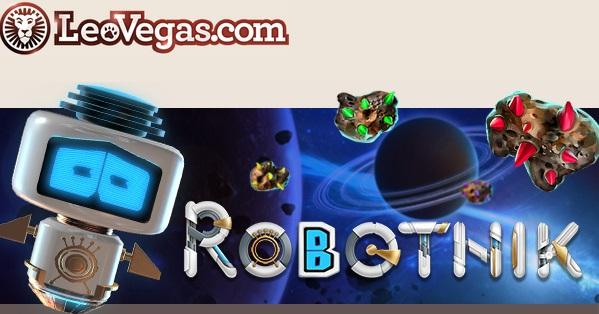 Leo Vegas Spilleautomater