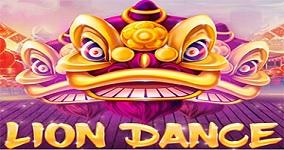 Lion Dance ny spilleautomat