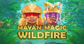 Mayan Magic Wildfire ny spilleautomat