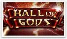 Spilleautomat Hall of gods