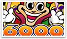 Spille gratis Jackpot 6000