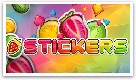 Gratis Spilleautomat Stickers