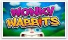 Spilleautomat Wonky Wabbits