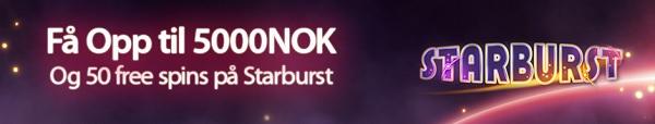 Casino bonus Norske Spill