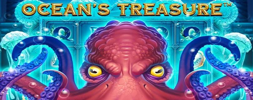 Ny spilleautomat fra NetEnt - Ocean's Treasure