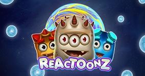Reactoonz ny spilleautomat
