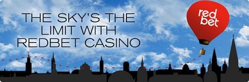 Redbet Casino tilbud fra juni til juli 2013