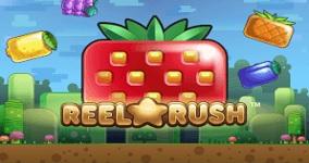 Reel Rush er en av åtte spilleautomater med en RTP på 98%