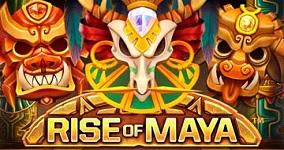 Rise of Maya ny spilleautomat