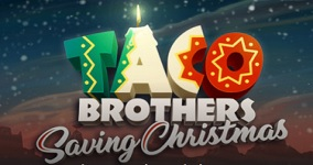 Taco Brothers Saving Christmas ny spilleautomat