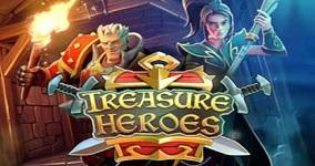 Nye spilleautomater mars 2020 - Treasure Heroes