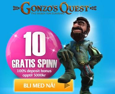 Free Spins August 2013 på Spilleautomater