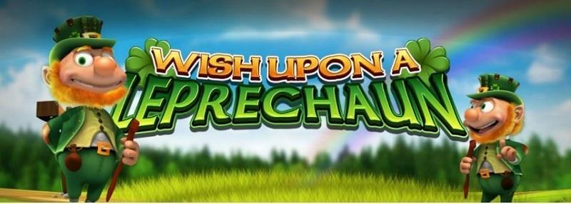 Wish Upon a Leprechaun jackpot i oktober 2020
