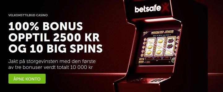 Topp 3 casino bonuser på spilleautomater 2021